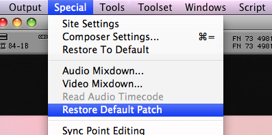 restore default patch 2