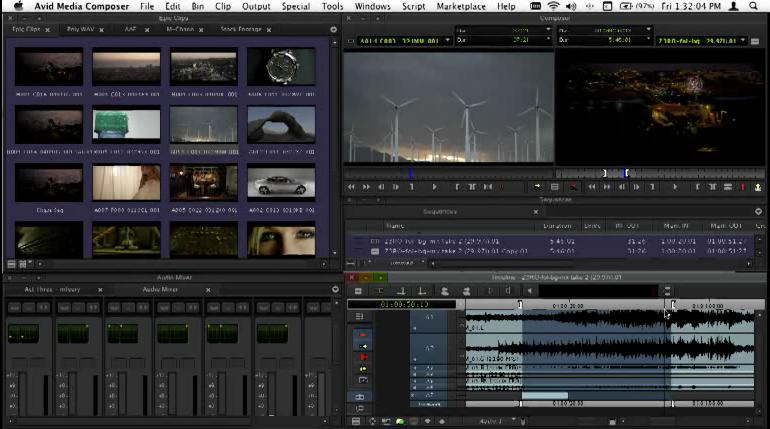 Avid media composer 6.0 x64 eng